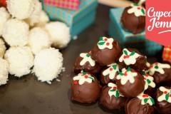 Recipes for Christmas Truffles!