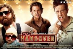 The Hangover 2009 with charming Bradley Cooper