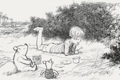 Profoundly Motivation from Winnie the Pooh: The Smallest Things Sometimes Is So Important!