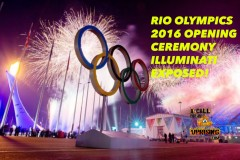 RIO OLYMPICS 2016 OPENING CEREMONY So Cool!