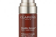 Skin Brightening Serums: Deluxe Sample Of Clarins Double Serum Complete Age Control Concentrate