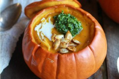 Mini Pumpkins Halloween recipe
