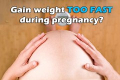 Gaining Weight While Pregnant: Chart What's Normal and What's Not.