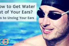 How To Remove Water From Ear The Easy Way.